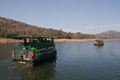 Periyar rezerwy las, Thekkady Kerala zdjęcia stock