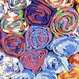 Perizoma tessuto tailandese del cotone Immagini Stock Libere da Diritti