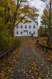 Perkins Academy - Süd-Woodstock, Vermont lizenzfreies stockfoto
