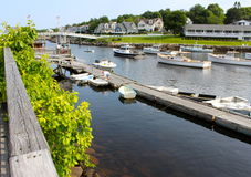 Perkins Cove Stock Photography