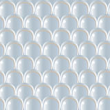 Perl scale pattern Stock Images