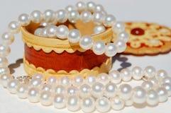 perla Fotos de archivo libres de regalías