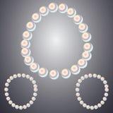 perla Fotografia Stock Libera da Diritti