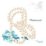 perla Foto de archivo libre de regalías