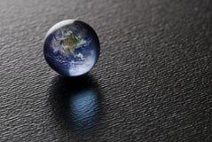Perla blu Immagini Stock