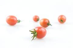 Perla del tomate Fotos de archivo