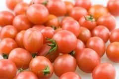 Perla del tomate Imagenes de archivo