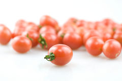 Perla del tomate Foto de archivo libre de regalías