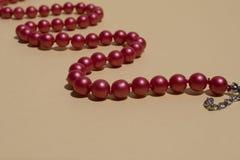 perlas кривого стоковое изображение
