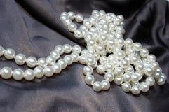 Perlas 03 Foto de archivo libre de regalías
