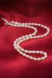 Perlas Imagen de archivo libre de regalías