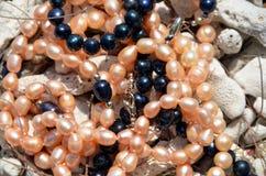 Perlas Fotografía de archivo