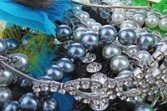 Perlas Imágenes de archivo libres de regalías