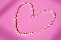Perlas de la vendimia Fotos de archivo