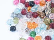 Perle beaucoup de couleurs Images libres de droits
