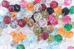 Perle beaucoup de couleurs Photographie stock libre de droits