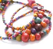 perle coloré Photo libre de droits