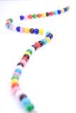 Perle colorée photo stock