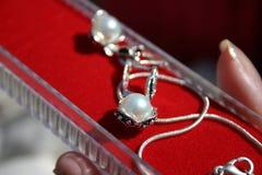 Perle d'Ohrid Photos stock