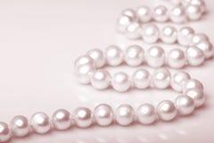 perle de collier Photos libres de droits