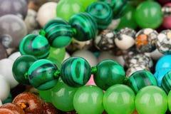 Perle des bijoux photos libres de droits