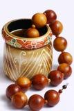 perle des bracelets Photographie stock
