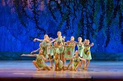 Perle di balletto Fotografie Stock