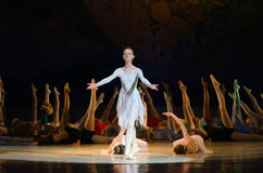 Perle di balletto Immagine Stock Libera da Diritti