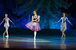 Perle di balletto Fotografia Stock Libera da Diritti