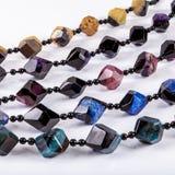 Perle di colore Immagini Stock