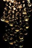 Perle di cristallo Immagini Stock