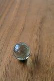 Perle en verre Photo stock