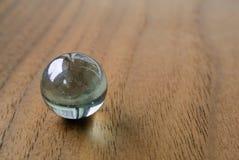 Perle en verre Photographie stock libre de droits