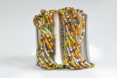 Perle le bracelet Images stock