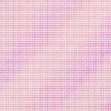 Perle nel fondo rosa Fotografia Stock