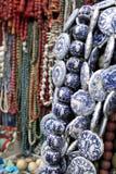 Perle und Porzellan Lizenzfreie Stockfotos