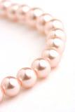 Perlen Stockfoto