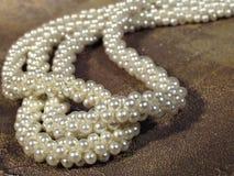 Perlen Lizenzfreies Stockbild