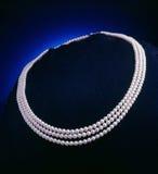 Perlen-Halskette Lizenzfreies Stockfoto