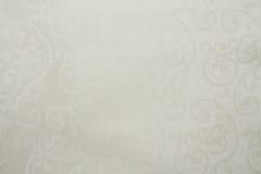 Perlen Sie artsy Zauberbeschaffenheit des weißen Farbkünstlichen Gewebes lizenzfreie stockfotos