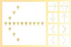 Perlen Sie, bunter Hintergrund der Süßigkeit, weiche Farbe Lizenzfreie Stockbilder