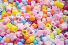 Perlen-Spielzeug Stockbild