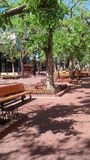 Perlen-Straßen-Mall Boulder Lizenzfreie Stockfotografie