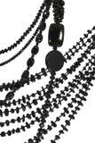 Perlen von einem Achat Stockbilder