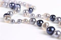 Perlenkorne Stockfoto