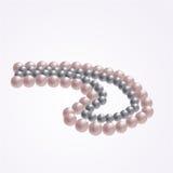 Perlenkorne Lizenzfreie Stockbilder