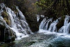 Perlenwasserfall Lizenzfreie Stockfotografie