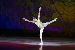 Perles de ballet Image libre de droits