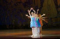 Perles de ballet Photos libres de droits