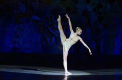 Perles de ballet Photographie stock